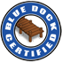 Blue Dock Seal
